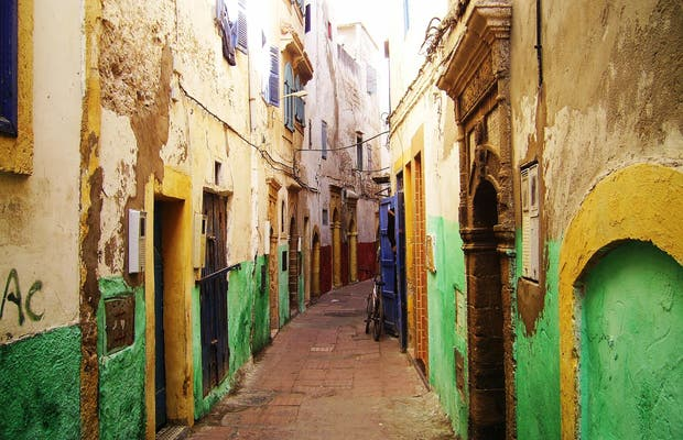 La medina de Essaouira