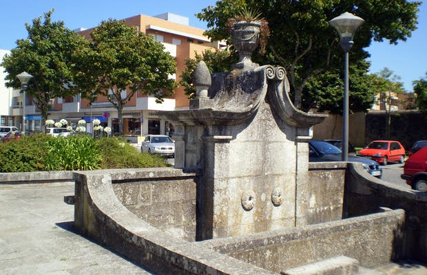 Praça Frei Bartolomeu dos Mártires