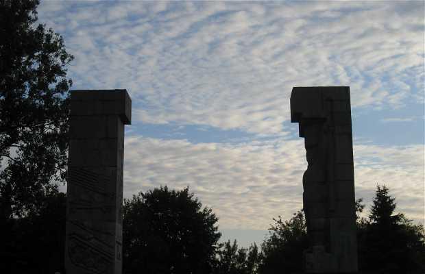 Monumento a la Liberación de Warmia y Mazuria