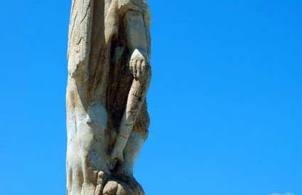 Monumento a San Rafael