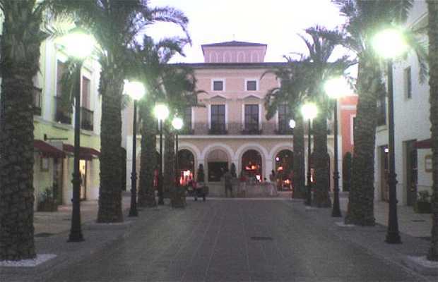 Centre Commercial La Noria Outlet Shopping