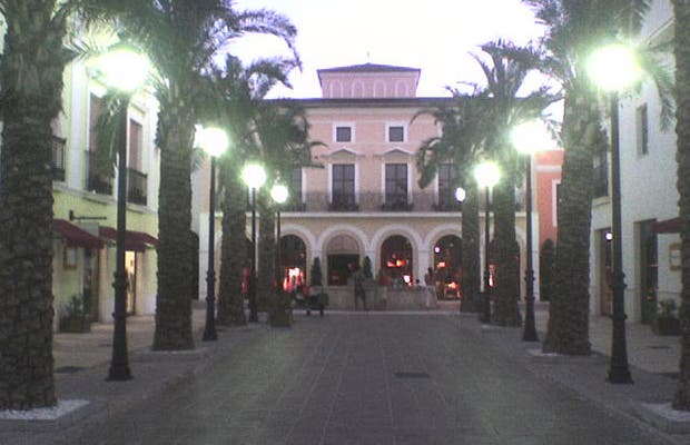 La Noria Murcia Outlet Shopping