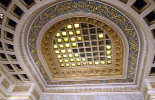 Salón de los Pasos Perdidos (Capitolio)