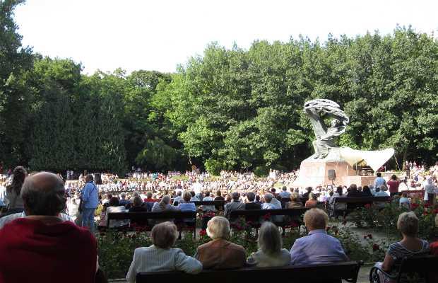 Conciertos de Verano de Chopin