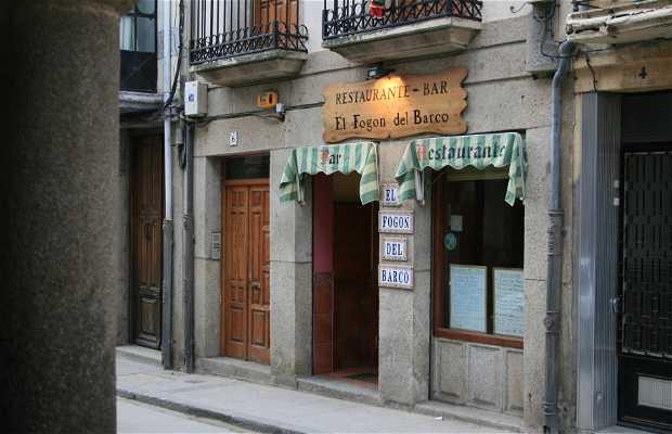 Restaurante El Fogon del Barco