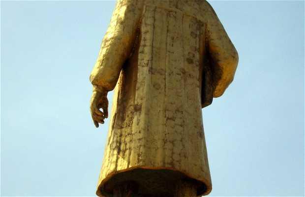 Estatua de Habib Bourguiba