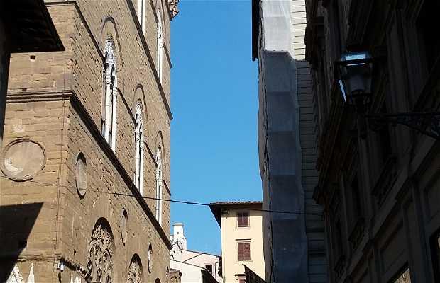 Mi viaje a Florencia,Italia.