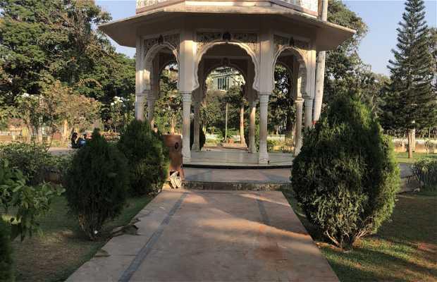Public Gardens de Hyderabad