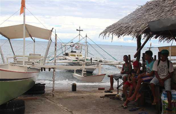 Embarcadero de Malatapay