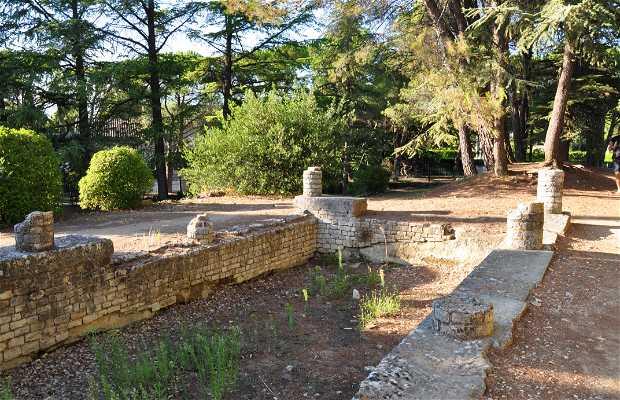 Ruinas antiguas de Puymin
