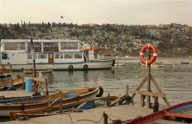 El barrio de Eyüp