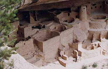 Parque Nacional Mesa Verde