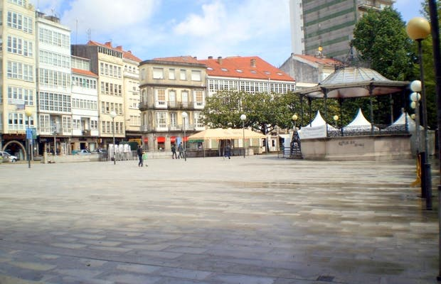 Praza Constitución