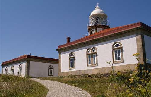 Le phare de Ile de Ons