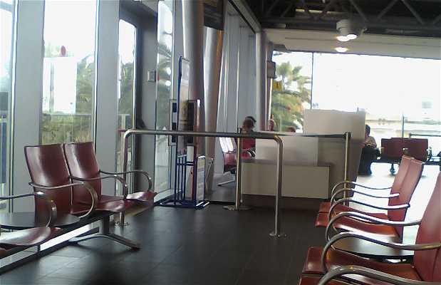 Aeropuerto de Lamezia Terme