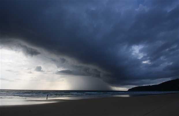 Praia Karon Beach