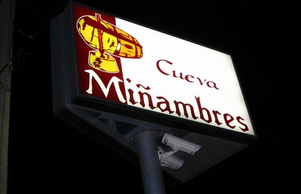 Restaurant Cueva Miñambres