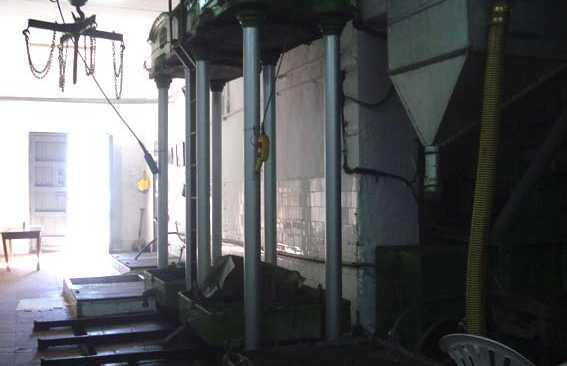 Fabrica de aceite El Molino