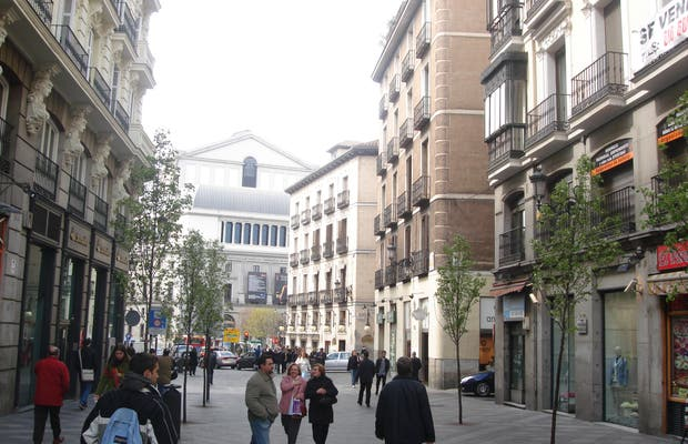 Calle del Arenal