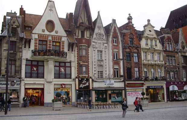 Grand'Place y campanario