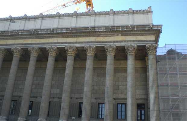 Palazzo di Giustizia a Lione
