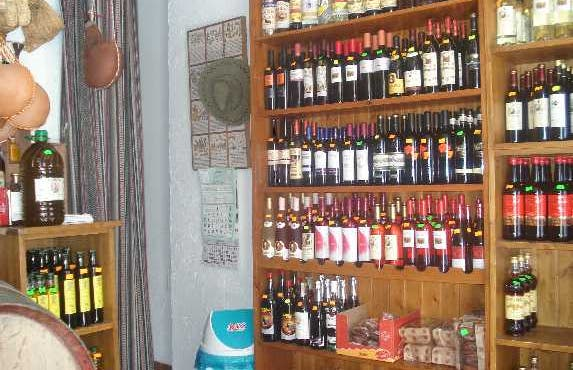 Shop wines and typical products