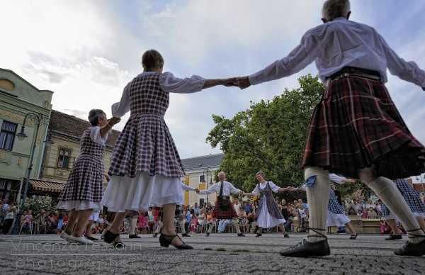 International Festival of Folk Music+