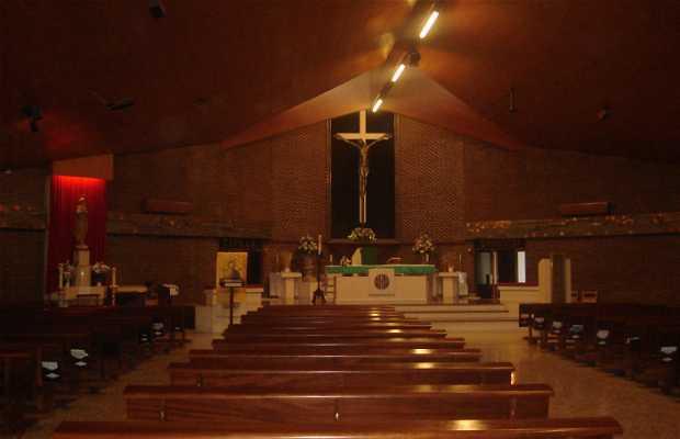 Iglesia Santo Cristo del Calvario