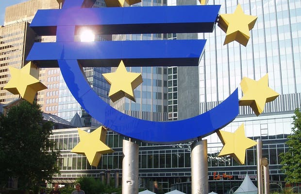 El € de Frankfurt