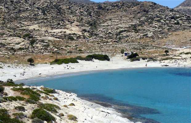Playa de Manganari