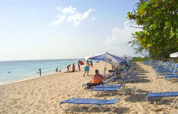 Playa Malibú a Barbados