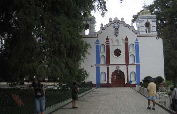 Iglesia de Santa María El Tule