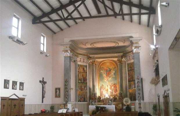 Chiesa di Santa Maria Assunta al Tufello