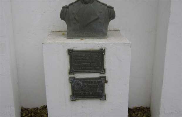 Busto Augusto Lasserre