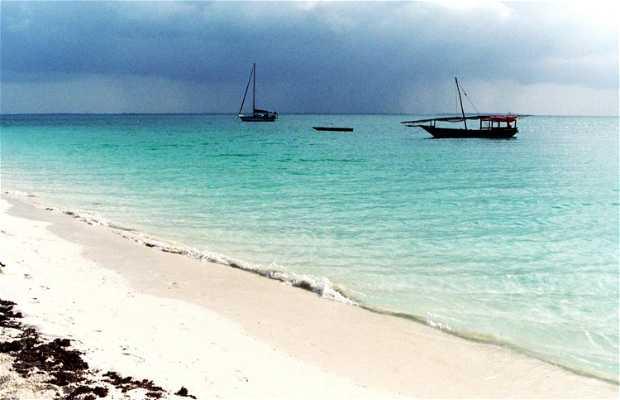 Praia de Nungwi