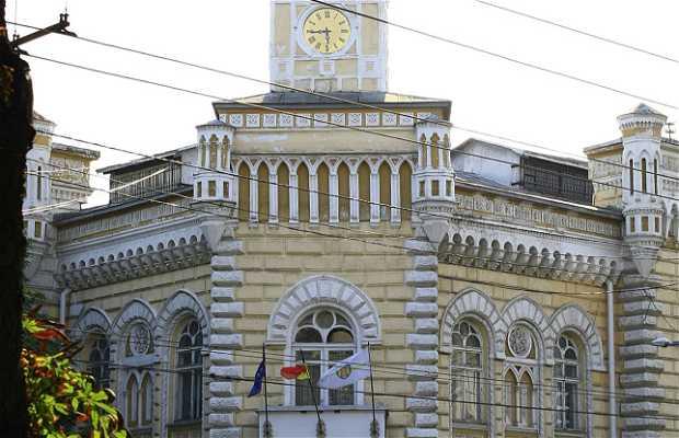 Ayuntamiento de Chisinau