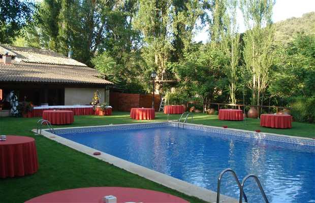Hotel rural-Restaurante Casas de Luján