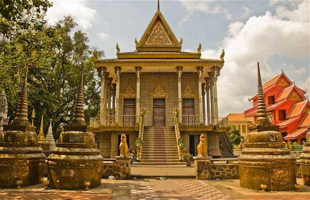 Svay Pope Pagoda