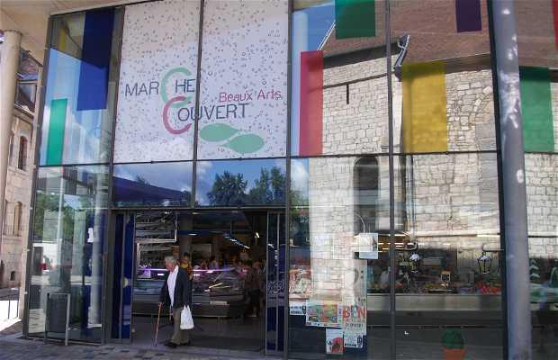 Fine arts market
