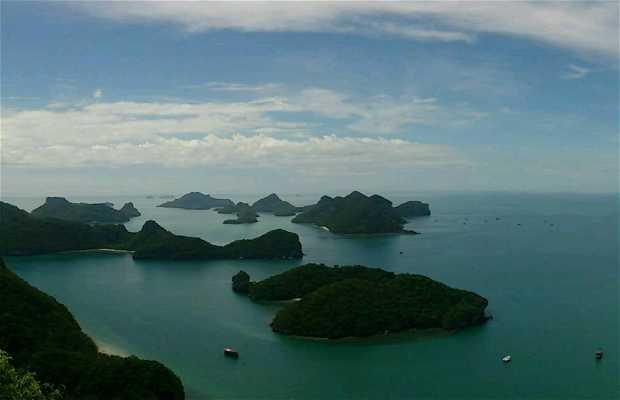 Parc National Ang Thong