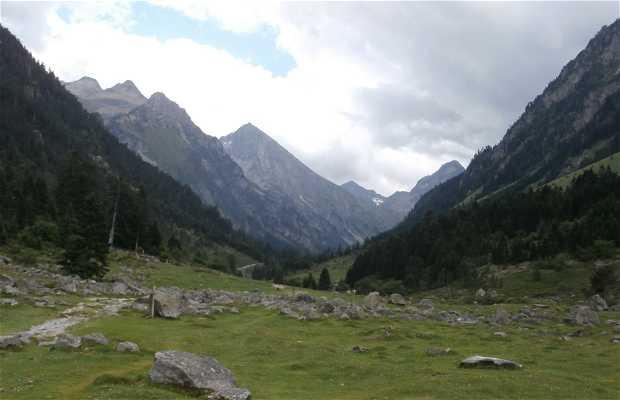 Valle de Lutour