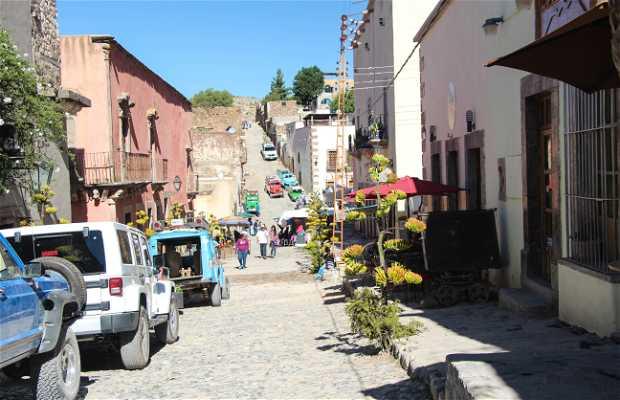 Calle Lanzagorta