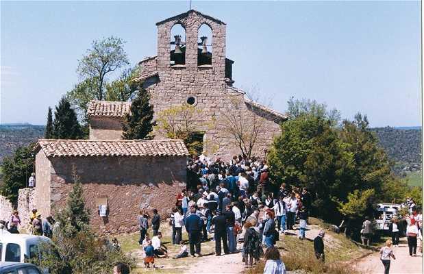 Iglesia de Santa Cecília, Castellfollit del Boix