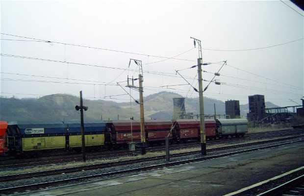 Brasov train station