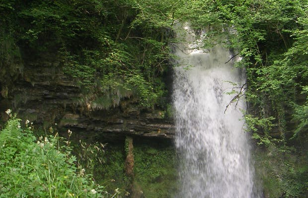 Cascades de Glencar