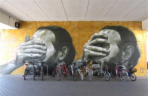 Arte Urbano 2012 UPV Valencia