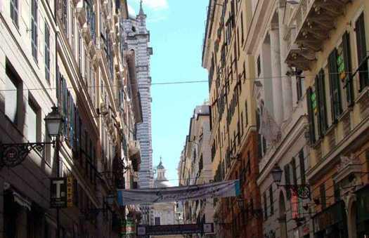 Via de San Lorenzo