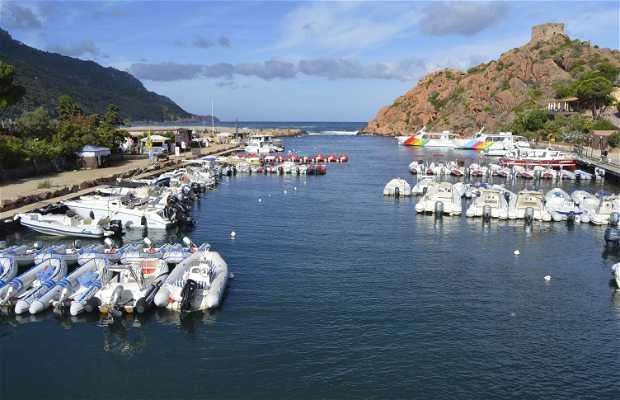 Puerto de Castagna