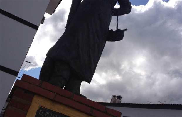 Monumento al Maestro Jamonero