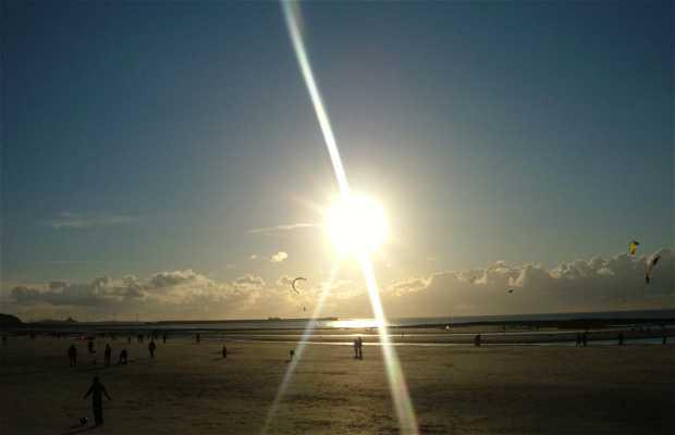Playa de Wimereux
